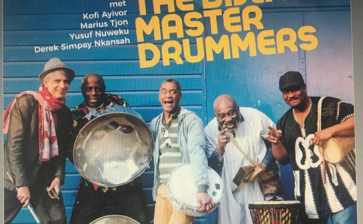 Bijlmer Master Drummers
