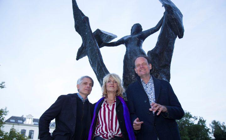 Konrad Koselleck, Leoni Jansen en Vincent Bijlo